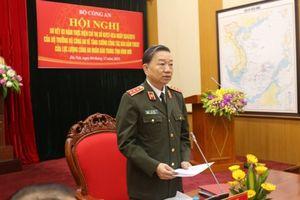 Bộ trưởng Tô Lâm: CSGT tập trung tấn công, trấn áp tội phạmTết Nguyên đán