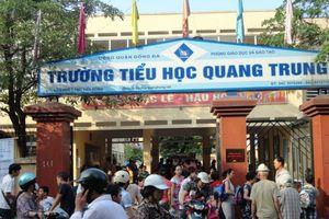 Xác minh thông tin giáo viên ở Hà Nội phạt tát trò 50 cái chỉ vì 'chửi bậy'