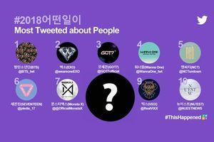 Thật bất ngờ, nhóm nữ có lượng tweet cao nhất trên Twitter Hàn không phải là BlackPink!
