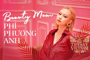 Phí Phương Anh: 'Biết đâu tôi sẽ quát tháo thí sinh tại The Tiffany Vietnam'