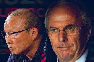 HLV Park Hang Seo và Sven-Goran Eriksson: Ai 'nóng' hơn trong mắt người hâm mộ?