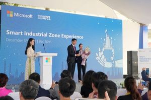 Microsoft Việt Nam và SAIGONTEL hợp tác phát triển khu công nghiệp thông minh