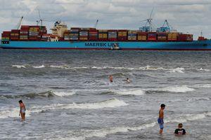 Maersk - Hãng vận tải biển lớn nhất thế giới đặt mục tiêu trung lập CO2 vào năm 2050