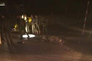 Sơn La: Va chạm với xe tải, 2 vợ chồng tử vong tại chỗ