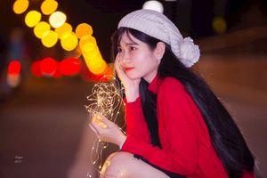 Nhan sắc đời thường của tân Hoa khôi ảnh 2018