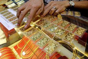 Giá vàng tăng dựng ngược
