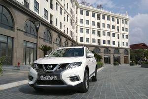 Nissan X-Trail V-Series SV Prenium 4WD giá hơn 1 tỷ đồng có đáng xuống tiền?