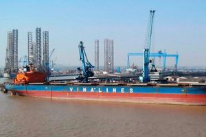 'Ông trùm cảng biển Vinalines' đề nghị 'rót' 4.000 tỷ đồng xây dựng 2 bến cảng Liên Chiểu