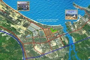 Chây ì trả 123 tỷ kinh phí GPMB, chủ đầu tư khu đô thị công nghiệp Dung Quất đối diện nguy cơ mất đất