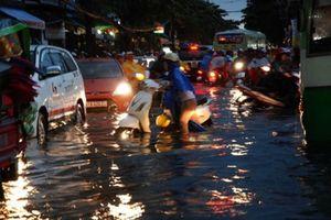 TP. HCM thiệt hại hơn 1.500 tỷ đồng mỗi năm do ngập nước