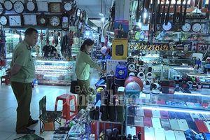 Lào Cai đảm bảo công tác quản lý thị trường thông suốt