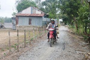 Góp sức xây dựng nông thôn mới