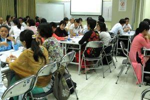Tình nguyện viên quốc tế góp sức cho cộng đồng tại Việt Nam