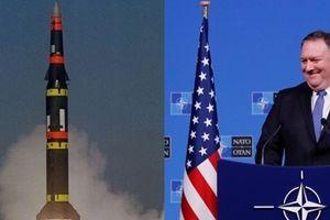 Mỹ nói Nga vi phạm hiệp ước INF và ra tối hậu thư 60 ngày