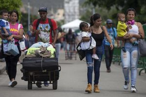Liên Hợp Quốc tìm cách giúp giải quyết vấn đề người di cư từ Venezuela