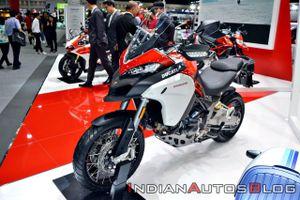 Ảnh chi tiết Ducati Multistrada 1260 Enduro