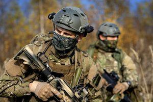 5 lực lượng đặc nhiệm huyền thoại của Nga khiến kẻ thù khiếp đảm