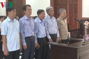 Xét xử phúc thẩm nguyên Phó Thống đốc NHNN Đặng Thanh Bình