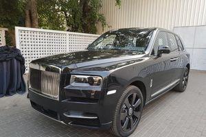 Rolls-Royce Cullinan ra mắt tại Ấn Độ
