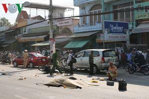 Tai nạn giao thông nghiêm trọng, 2 vợ chồng tử vong tại chỗ