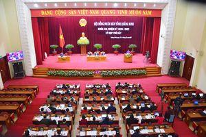 Quảng Ninh, Hải Phòng lấy phiếu tín nhiệm hàng loạt lãnh đạo giữa nhiệm kỳ