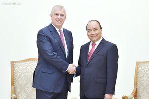 Coi trọng hợp tác Việt Nam - Vương quốc Anh