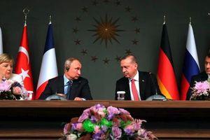 Trung Đông: Nga đang hồi sinh mạnh mẽ