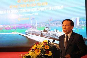 Việt Nam phải trở thành một quốc gia mạnh về biển, giàu từ biển