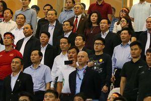 Thủ tướng Nguyễn Xuân Phúc dự khán trận bán kết lượt về AFF 2018 giữa Việt Nam - Philippines