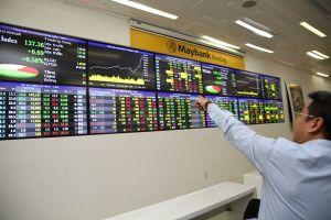Nhóm ngân hàng và dầu khí gây áp lực lên thị trường