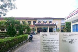 Bộ Y tế yêu cầu sớm báo cáo vụ mẹ con sản phụ tử vong tại Huế