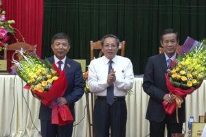 Ông Trần Công Thuật được bầu làm Chủ tịch UBND tỉnh Quảng Bình
