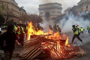 Chưa có công dân Việt Nam bị ảnh hưởng trong các cuộc biểu tình ở Pháp