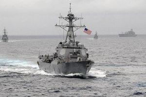 Mỹ sắp điều tàu chiến tới biển Đen hỗ trợ Ukraine