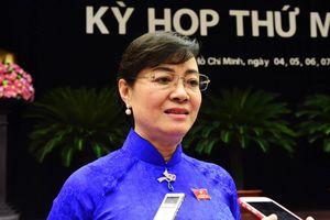 Bà Nguyễn Thị Quyết Tâm: 'Thế vị trí tôi là người trẻ, tham vọng hơn'