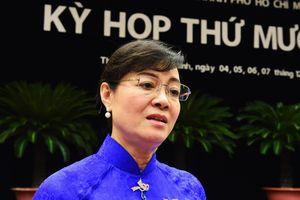Bà Nguyễn Thị Quyết Tâm: 'Tôi đã làm với tất cả sức lực và trí tuệ'
