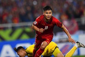 Quang Hải thừa nhận không quan tâm đến 'dớp thua' của tuyển Việt Nam