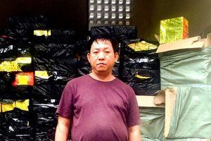 Nghệ An: Bắt giữ container vận chuyển 500kg pháo đi tiêu thụ