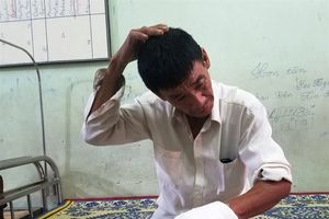 Tạm đình chỉ công tác Phó Trưởng công an xã bị tố đánh dân nhập viện