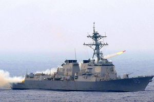 Tàu khu trục Mỹ thách thức tuyên bố chủ quyền của Nga ở biển Nhật Bản