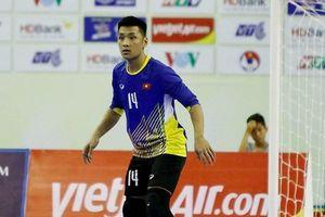 Thủ môn ĐT futsal Việt Nam lọt Top 10 xuất sắc nhất thế giới