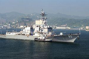 Mỹ chuyển kho Tomahawk vào Biển Đen