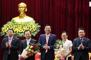 Bầu bổ sung Phó Chủ tịch 3 tỉnh thành