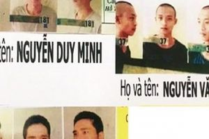 Bắt kẻ thứ 2 khoét tường 'đào tẩu' khỏi trại tạm giam ở Kiên Giang