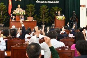 Phú Yên: Chưa có đơn thư tố cáo liên quan 27 chức danh do HĐND tỉnh bầu