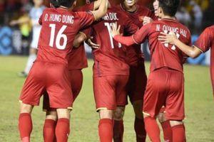 Kết quả Việt Nam vs Philippines (2-1): Công Phượng nhân đôi cách biệt