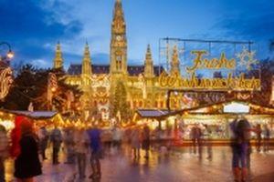 Lược sử về một số khu chợ Giáng sinh nổi tiếng ở châu Âu