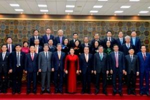 Chủ tịch Quốc hội Hàn Quốc Moon Hee Sang đón, hội đàm với Chủ tịch Quốc hội Nguyễn Thị Kim Ngân