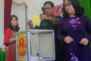 Chủ tịch và phó chủ tịch HĐND Cần Thơ có phiếu tín nhiệm cao tuyệt đối