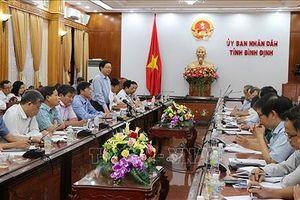 Đoàn nhà báo châu Âu đến Bình Định tìm hiểu về công tác khắc phục thẻ vàng IUU